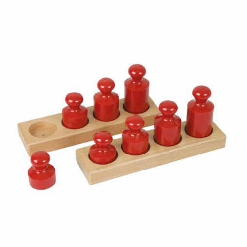 Plastic Weights - Educo