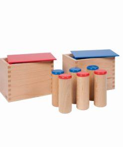 Boites des sons - Nienhuis Montessori