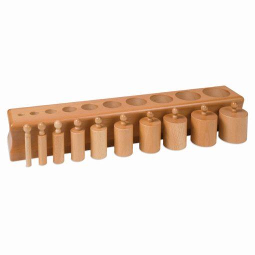 Cylinder block no. 2 - Nienhuis Montessori