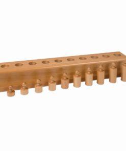 Cylinder block no. 4 - Nienhuis Montessori