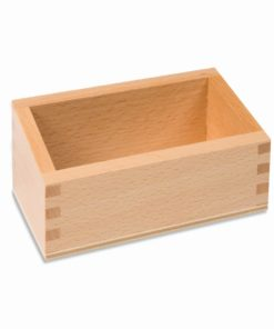 Cut out numerals / printed numerals box - Nienhuis Montessori
