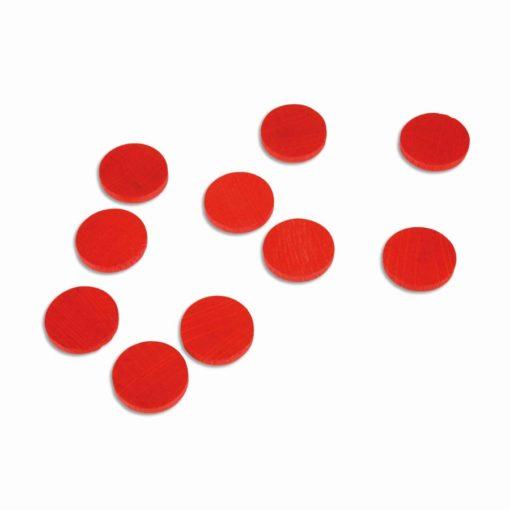 Counters red - Nienhuis Montessori