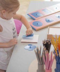 Formes à dessins - Nienhuis Montessori