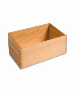 Boite de rangement pour lettres rugueuses - Nienhuis Montessori