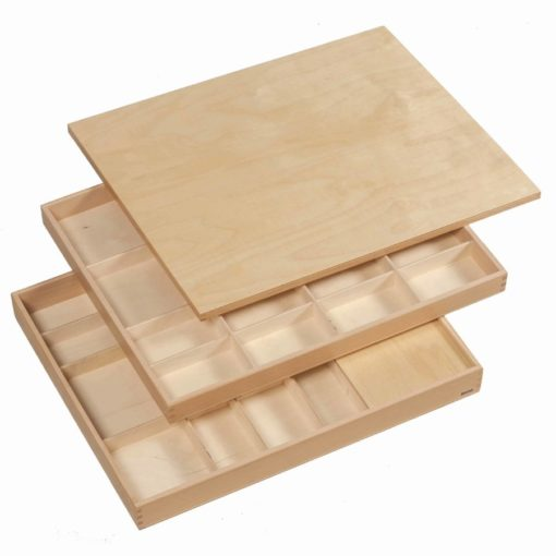 Large movable alphabet box - Nienhuis Montessori