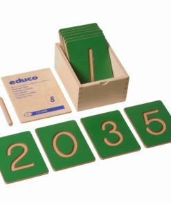 Educo hollow numbers