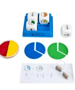 Fraction set round pupils - Jegro