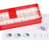 Fractions stamps round - Jegro