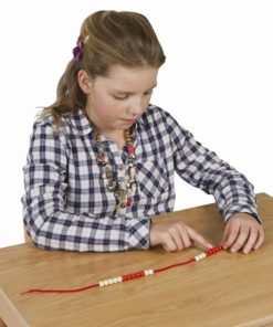 Bead string up to 20: pupils - Jegro