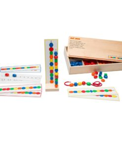 Maxi stringing beads - Educo