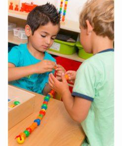 Maxi stringing beads - Educo