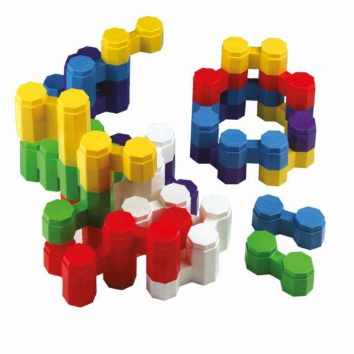 Building bricks twin blocs - Educo