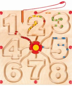 Motor skills board: numbers - Educo