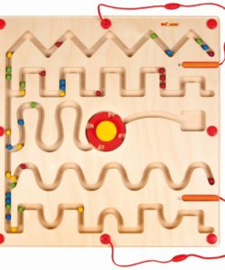 Motor skills board: writing patterns 1 - Educo