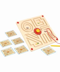 Motor skills board: writing shapes - Educo