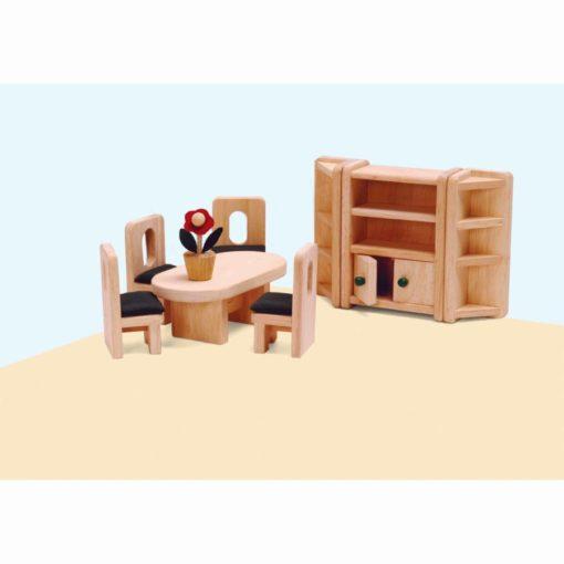 Maison de poupées: salle à manger - Educo