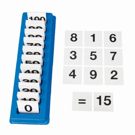 Number cards up to 100 - Jegro