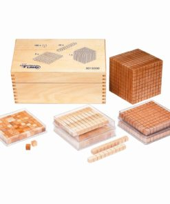 Base 10 boîte avec jeu de base (MAB) - Jegro