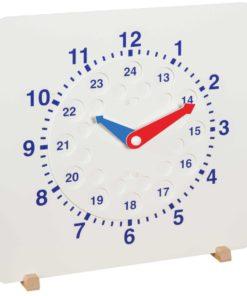 L'horloge synchrone enseignant - Jegro