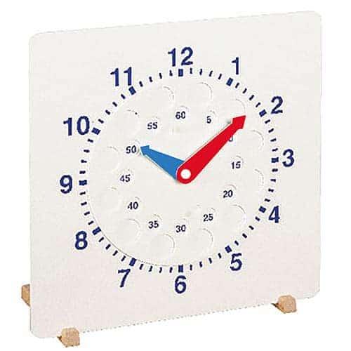 Clock synchronous teacher - Jegro