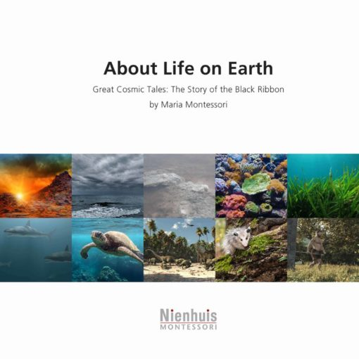 Booklet: About life on earth - Nienhuis Montessori