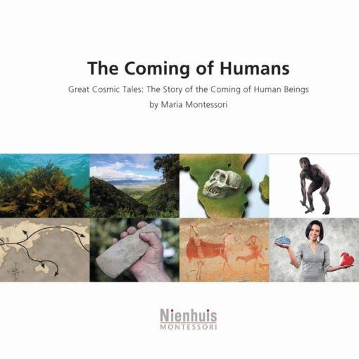 Booklet: The coming of humans - Nienhuis Montessori