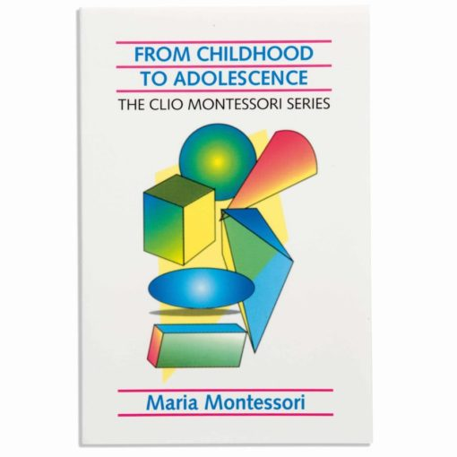 Book: From childhood to adolescence - Clio