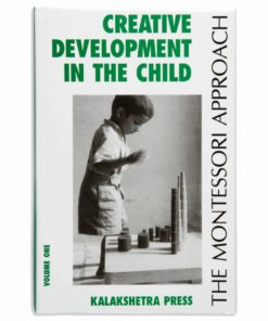 Book: Creative development in the child volume 1 - Kalakshetra