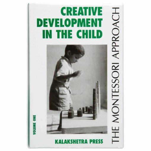 Book: Creative development in the child volume 1 - Kalakshetra