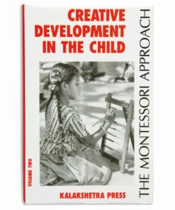 Book: Creative development in the child volume 2 - Kalakshetra