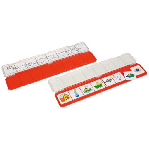 Control box: red - Educo