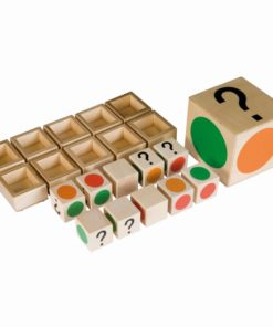 Self-assessment dice set - Jegro