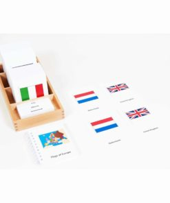 Flags of Europe - Nienhuis Montessori