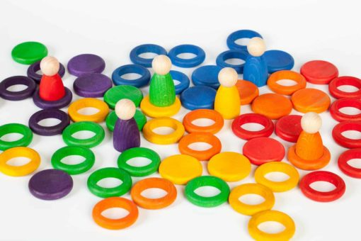 Nins®, rings and coins - Grapat