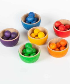 Bowls and marbles - Grapat
