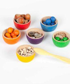 Bowls and marbles - Grapat