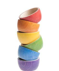 6 bowls - Grapat