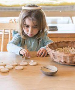 Counting coins - Grapat