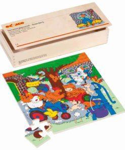 Surprise puzzle farm - Educo