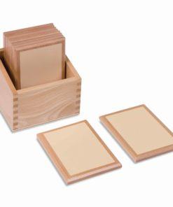 Smooth Gradation Tablets - Nienhuis Montessori