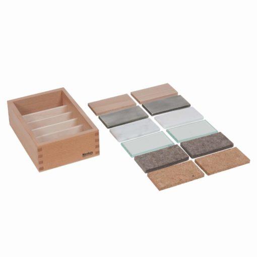 Tablettes thermiques - Nienhuis Montessori