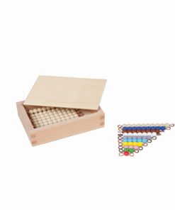 Teen Bead Box: Individual Beads (Glass) - Nienhuis Montessori