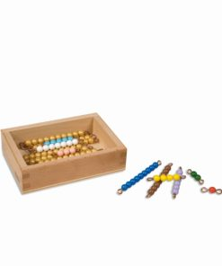 Teen Bead Box: Individual Beads (Nylon) - Nienhuis Montessori