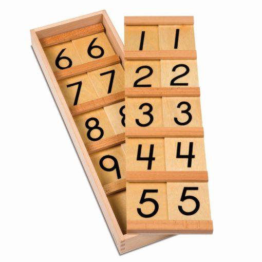 Tens Boards: US Version - Nienhuis Montessori