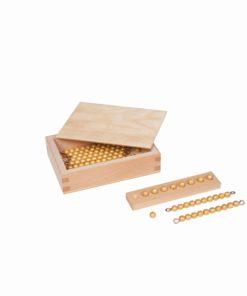 Tens Bead Box: Individual Beads (Nylon) - Nienhuis Montessori