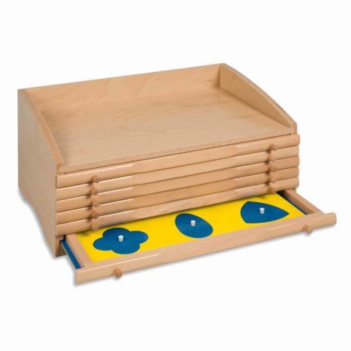 The Geometric Cabinet - Nienhuis Montessori