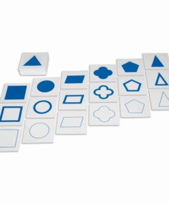 Geometric Form Cards - Nienhuis Montessori