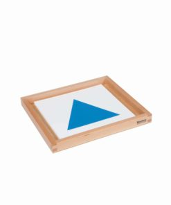 Geometric Form Cards For The Demonstration Tray - Nienhuis Montessori