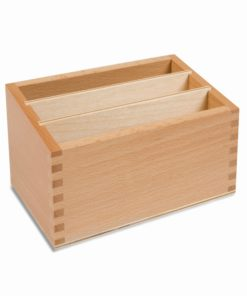 Leaf Cards / Geometric Form Cards Box - Nienhuis Montessori