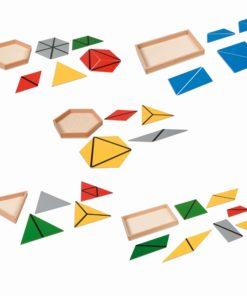 Constructive Triangles - Nienhuis Montessori